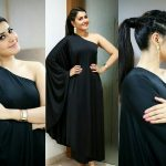 Actress Rasi Khanna Hot in Black Dress ULTRA HD Photos, Stills | Raashi Khanna Latest Images