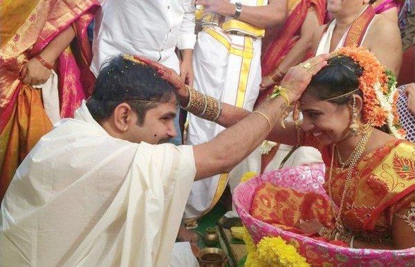 Jabardasth Comedian Chalaki Chanti Marriage Pics HD Photos | Chalaki ...