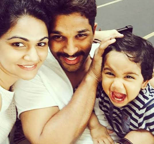 ALLU ARJUN ON A SUMMER VACATION TO FOREIGN COUNTRY WITH HIS FAMILY!
