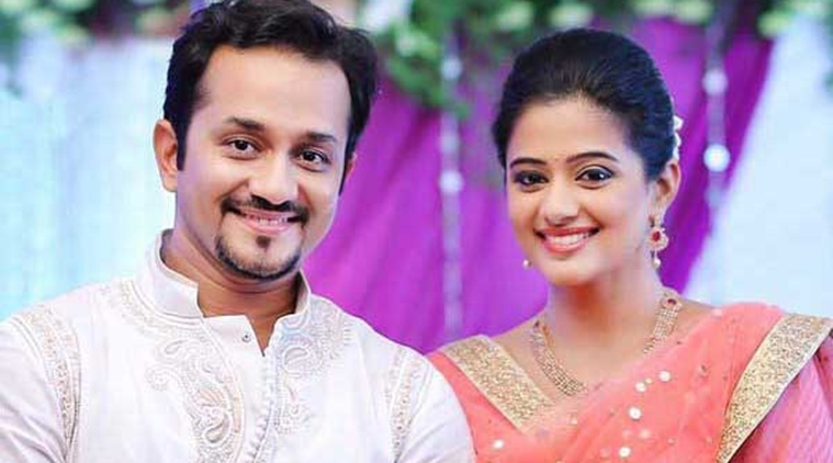 Actress Priyamani gets engaged1