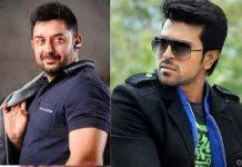 Aravind Swamy annoyed by Ram Charan