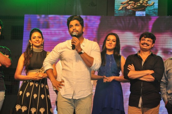 Bunny Repeated the Same Comments on Pawan Kalyan Once Again