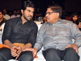 Is Ram Charan Avoiding Allu Aravind