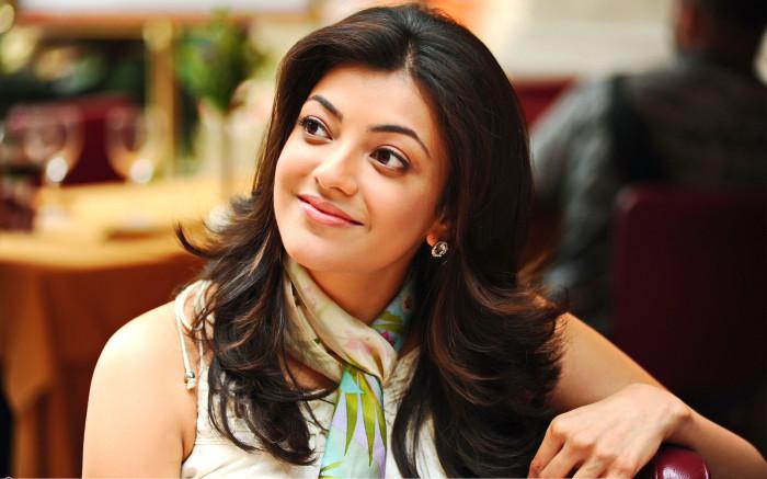 Kajal Memorizes First Day of Her Career