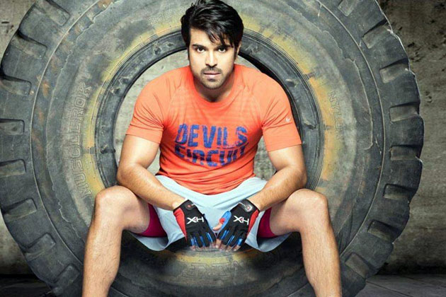 Mega Hero Ram Charan Serious About His Appearance