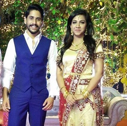 Naga Chaitanya's Marriage Pic Goes Viral
