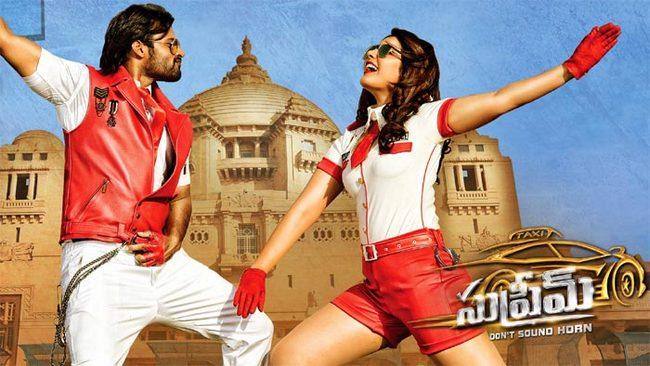 Sai Dharam tej to give a break to remixes