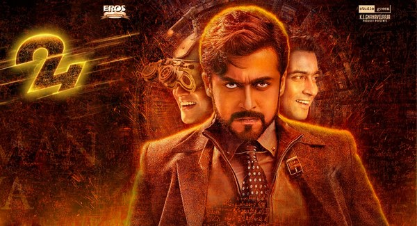 Surya 24 movie review rating samanthanithya menen 25cineframes suriya 24 movie review thecheapjerseys Images