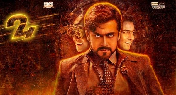 Surya 24 movie review rating samantha nithya menen - 24 surya images ...