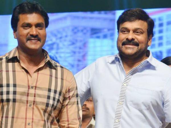 Sunil praises Chiranjeevi at Jakkanna audio launch