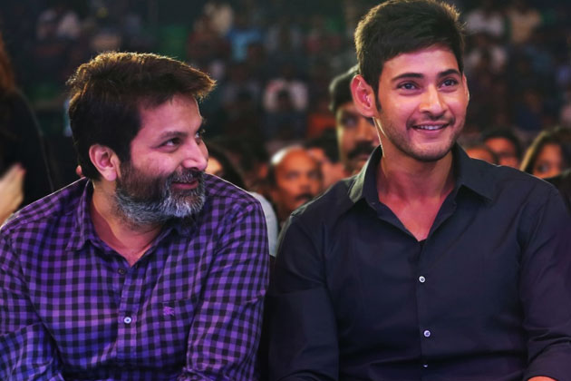 Trivikram to Team up with Mahesh Once Again
