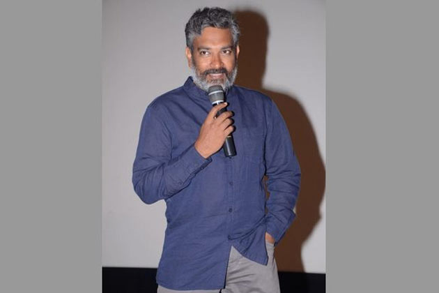 Rajamouli had a dream to become an actor