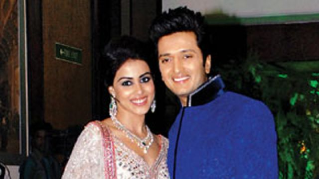 Genelia & Ritesh Deshmukh blessed with another baby boy