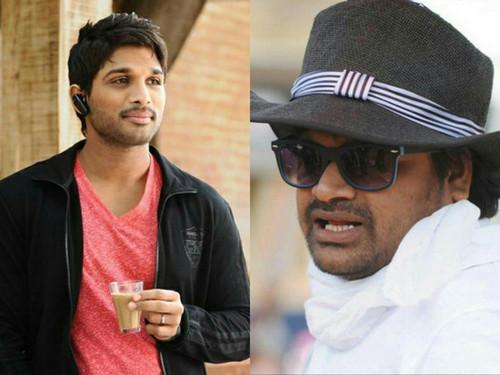 Harish Shankar to direct Allu Arjun