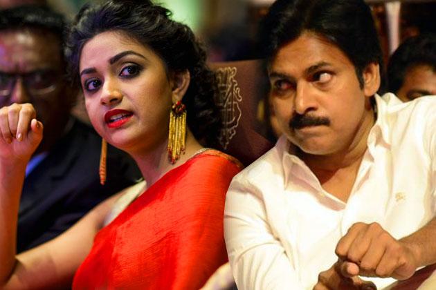 Heroine Refuses To Act With Pawan Kalyan !!