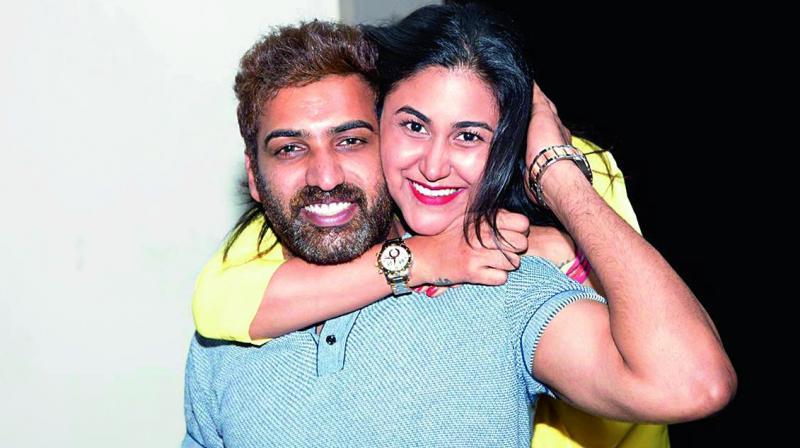 Love fights everything! Tarak, Alekya's marriage nothing less than filmy drama