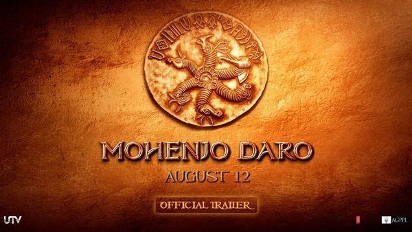 Mohenjo Daro Official Theatrical Trailer HD 1080P Video Hrithik Roshan Pooja Hegde