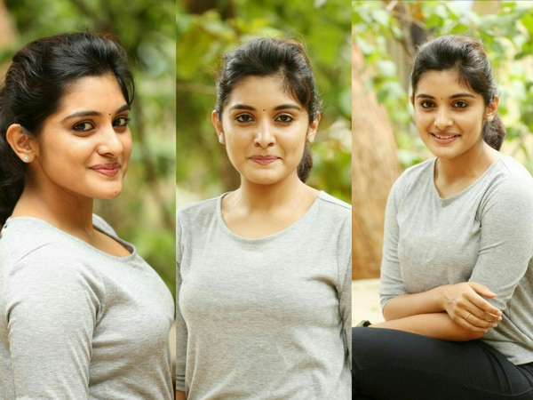 Nivetha Thomas New Latest HD Photos | Nani Gentleman Movie Heroine ...