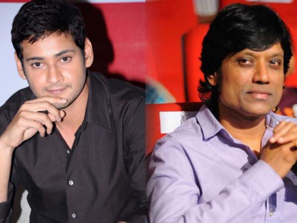 S.J Suryah plays antagonist in Mahesh and murugadoss film