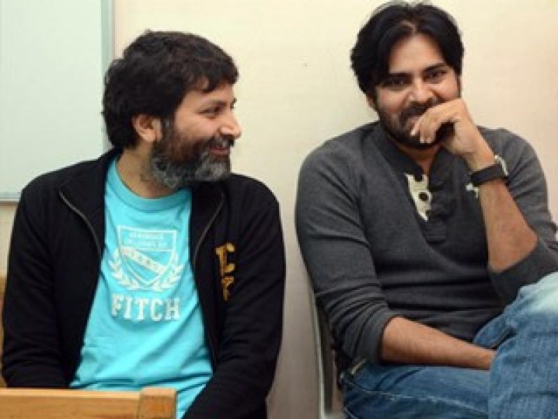 Trivikram and Pawan Kalyan Ready for Hat Trick