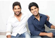 Allu Arjun in favor of his brother!