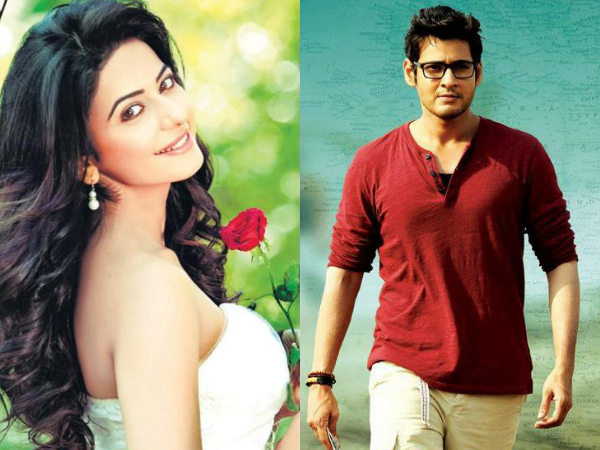 A R Murugadoss Confirms Rakul As The Female Lead In His Next With A Tweet