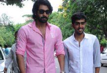 Rana's brother Abhiram debut as hero