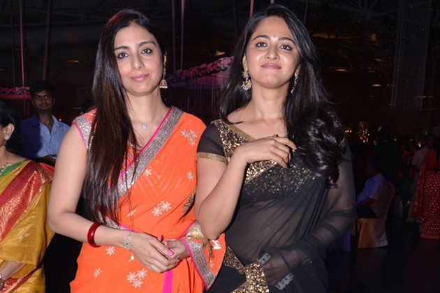 Actress Tabu makes a Comeback with Anushka Movie