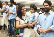 Allu Arjun And Sneha Reddy Are Going To Welcome New Baby Into Their Lives Again