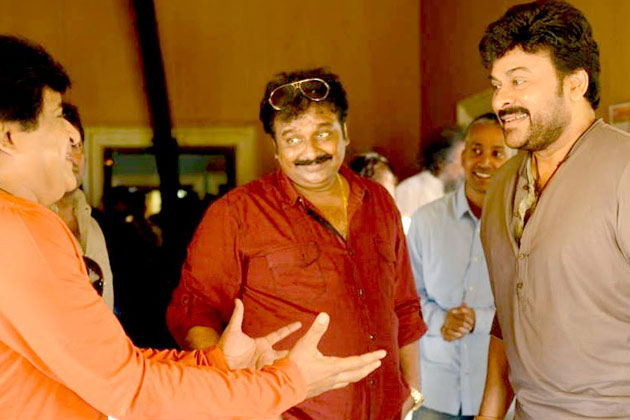 Chiru's 150th Film Theatrical Rights Business Is On Full Bang