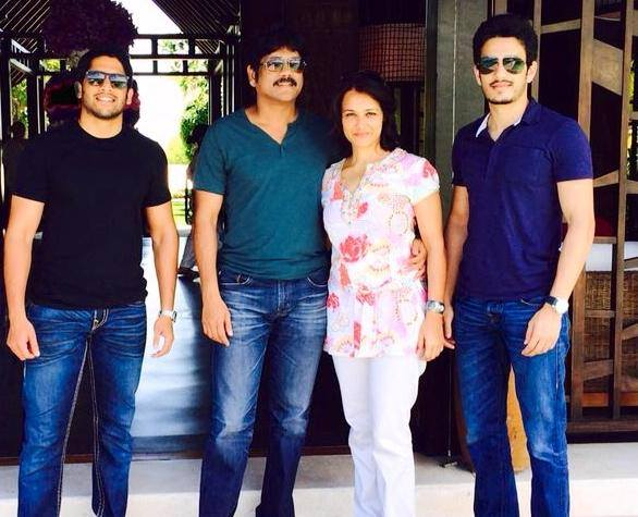 Akkineni Family, The Most Liberal In Tollywood!