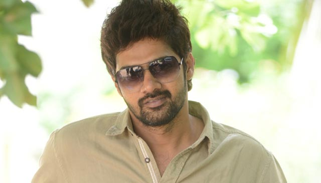 Naveen to Play Antagonist Role for Nani's next