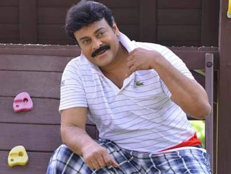 Chiru's 150th Film to Soon Start Second Schedule Shooting and Gets a New Date