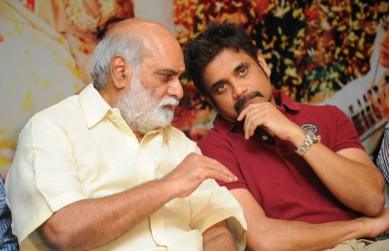 Nagarjuna In Yet Another Devotional Movie Under The Direction Of K. Raghavendra Rao