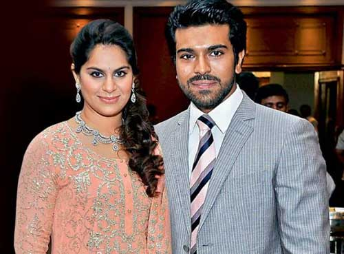 Ram Charan Lends His Support To His Wife Upasana