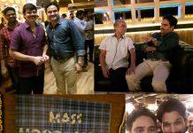 Arjun Throws Mass Voora Mass Party On 100 Days Successful Run Of Sarrainodu