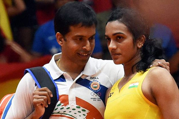 Gopichand's reaction on Sindhu's caste search