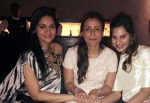 Namratha, Upasana and Sneha Reddy- trio together in a rare pic!