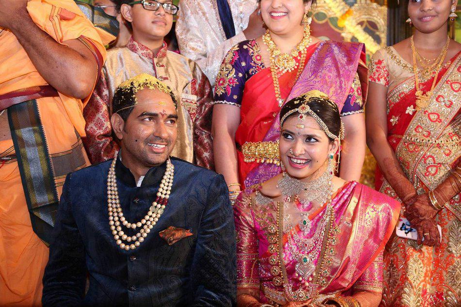 Director Krish Finally Got Married to Doctor Ramya
