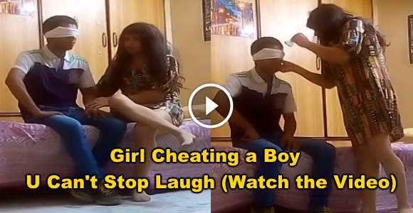 Girl Che@ting a Boy Lets Watch What Happened Next will makes you...