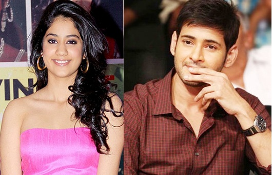 Mahesh's Unit Denies The Rumors Of Approaching Jhanvi Kapoor For A Prominent Role in Muragadoss's Next