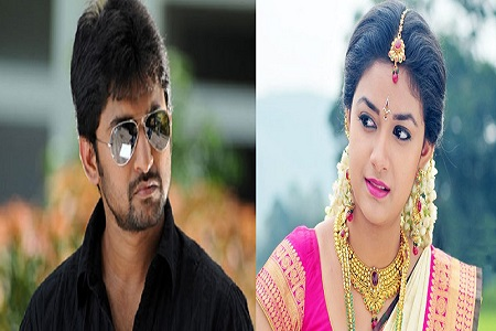 Interesting pairing to be seen in Nani's next film
