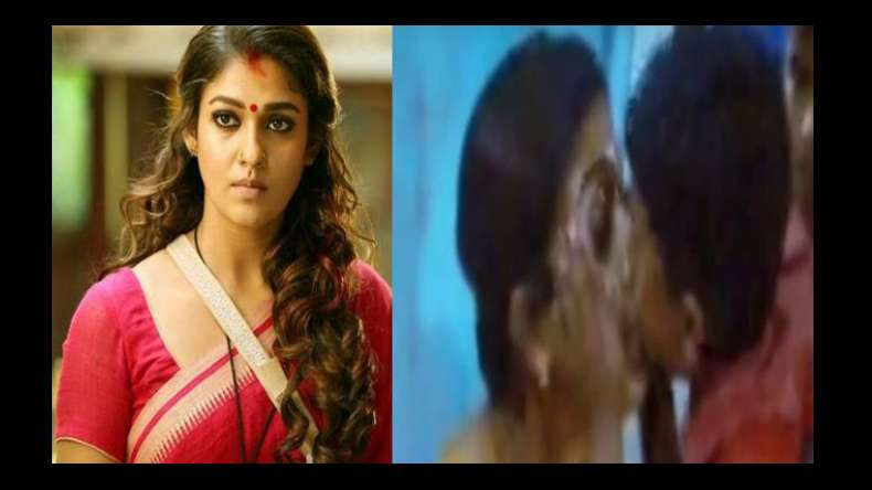 Nayanthara's Lip Kiss With School Kid Creates Controversy