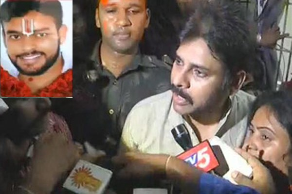 Pawan Kalyan says that he had no clashes with other actors ever!