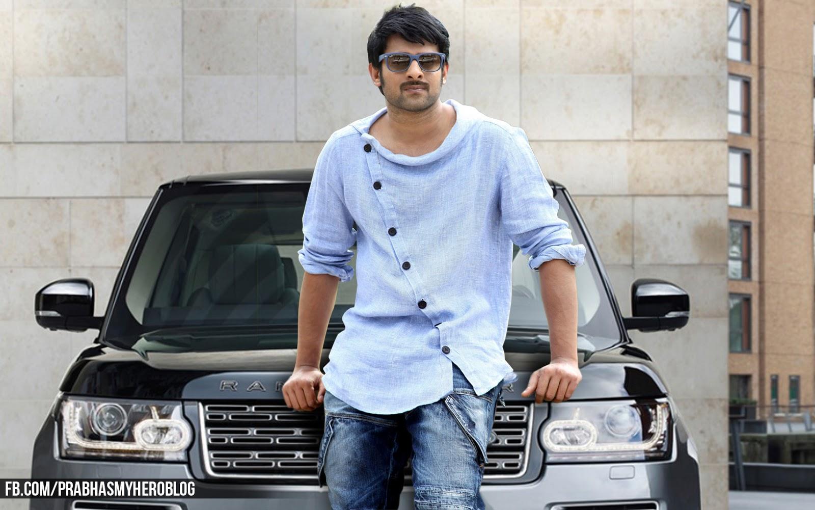 Young Rebel Star Prabhas Raju Wallpapers: Expensive Cars In Prabhas's Next