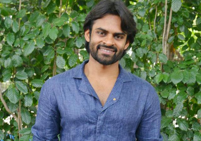 Social Media Bustling With Sai Dharam Tej's 'Aapalenu Brother'