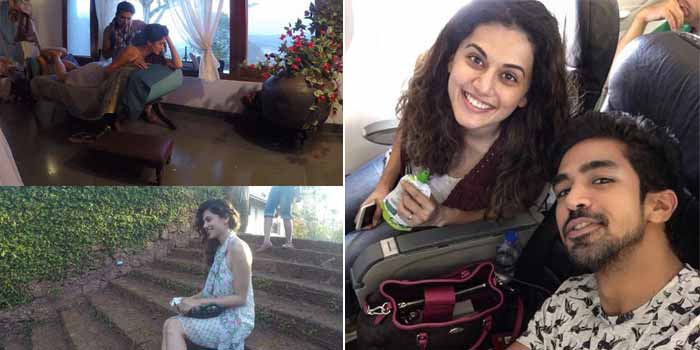 Bollywood Actor Finally Revealed His Relationship with Actress Taapsee