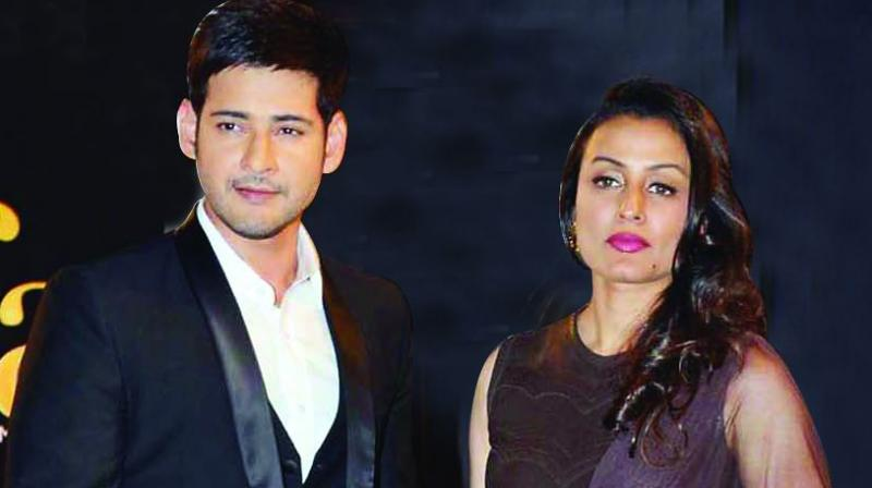 Namrata Roped In For A Cameo Role In Mahesh's Next?