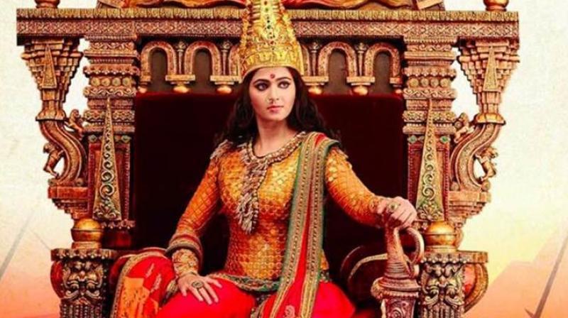 Rudhramadevi starring Anushka Shetty for Oscars