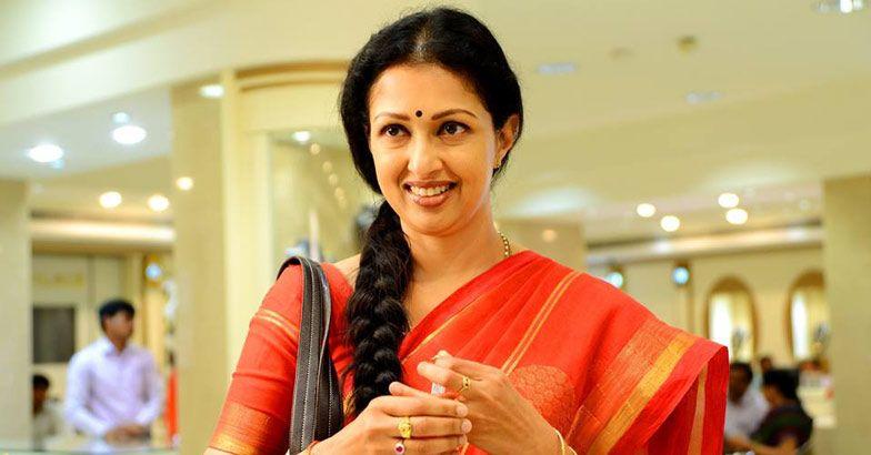 Gautami has no problems with top actress